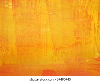 orange paper