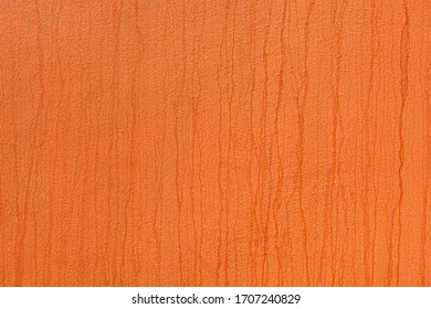 Orange patterns for backgrounds and wallpaper. Concrete Wall Texture Background.