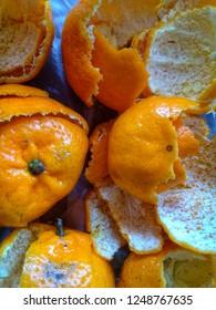 orange peel repellent