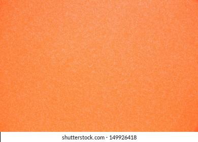 Orange Plastic Texture for Background.