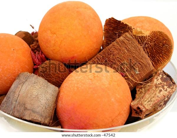 Orange Potpourri