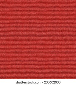 Orange red knitted fabric texture background / seamless close-up cashmere