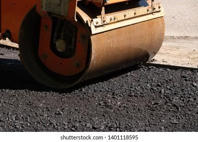 Gravel Compaction Images, Stock Photos & Vectors | Shutterstock