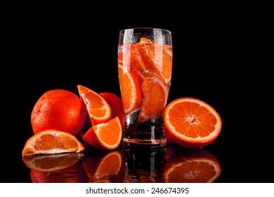 orange soda drink