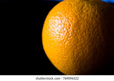 An Orange in the Spotlight