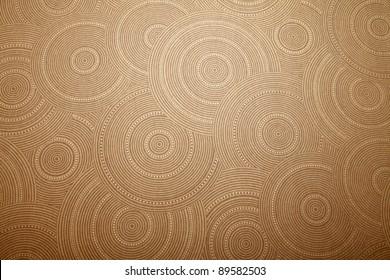Orange Surf Texture