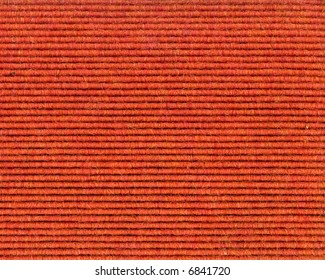 Orange textile structure with lines for backgrounds
