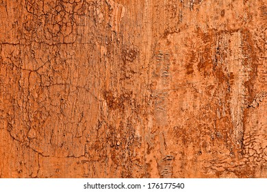 Orange Tuscan Wall Texture Background Pattern