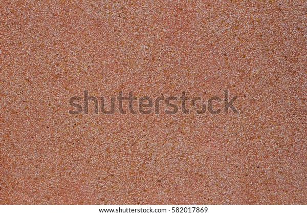 Orange wall background from cement and concrete texture