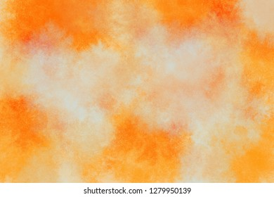 orange watercolor yellow rustic grunge stain background wallpaper hd cloud space