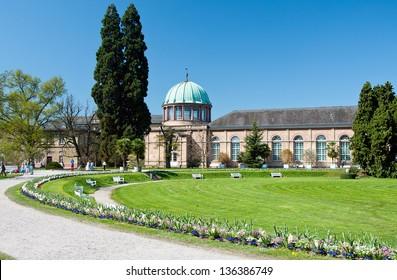 Orangery in Karlsruhe