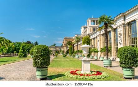 The Orangery Palace in the Sanssouci Park - Potsdam, Germany