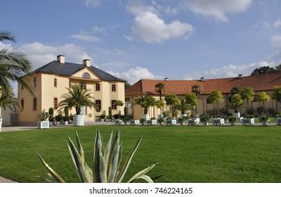 orangery Schloss Belvedere