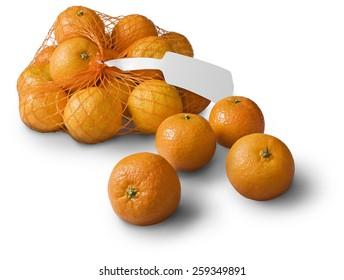 Oranges in the grid