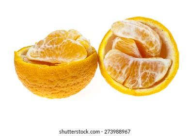 Oranges Jeju island, South Korea.