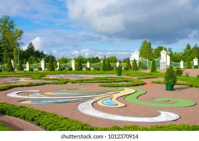 Oranienbaum Palace and Park Ensemble in Lomonosov, Russia