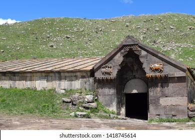 Orbelian's Caravanserai (Selim Caravanserai), Vayots Dzor Province, Armenia