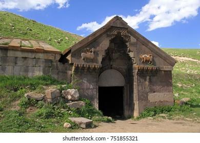 Orbelian's Caravanserai, Silk Road, Armenia