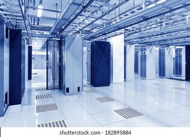 orbital in the Telecommunication room