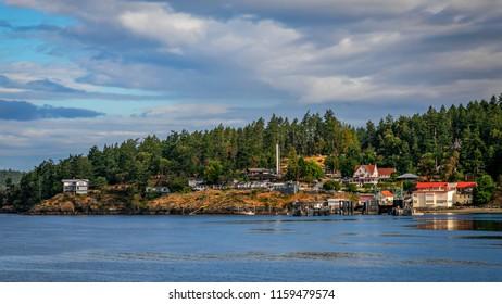 Orcas Island Washington