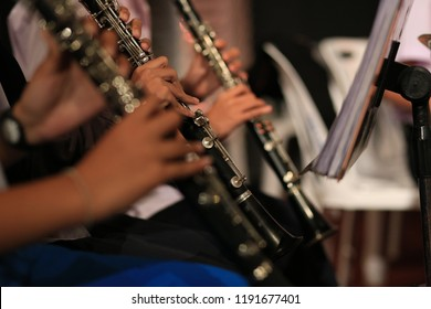 Orchestra brass and woodwind