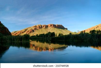 ord river in the kimberleys western australia