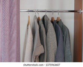 Order in Closet and Commode
