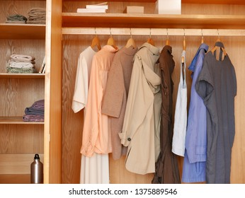 Order in the Closet / Wardrobe