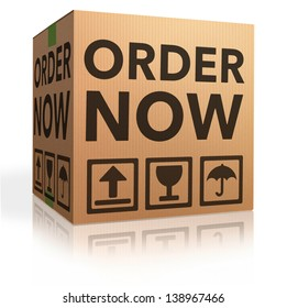 order now buy here at online webshop, shopping icon for internet web shop