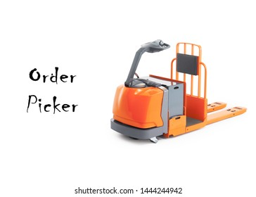 Order Picker Images, Stock Photos & Vectors | Shutterstock