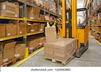 Imágenes, fotos de stock y vectores sobre Order Picking