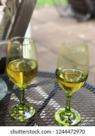 Oregon backyard wine