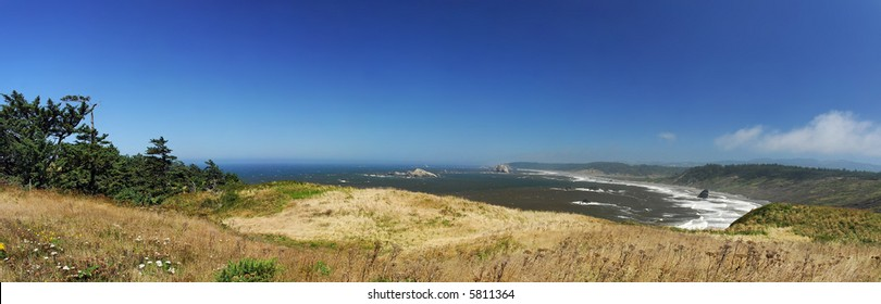 oregon coast - cape blanco