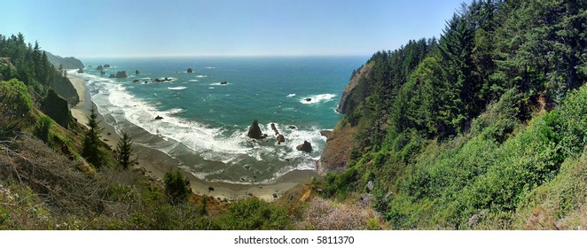 oregon coast - near brookings