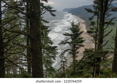 Oregon Coast Trail - Pacific Northwest during October