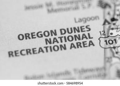 Oregon Dunes Natl Rec Area. Oregon. USA