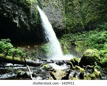 Oregon Falls