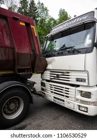 Orekhovo-Zuyevo, Moskow region, Russia - May 22, 2018: