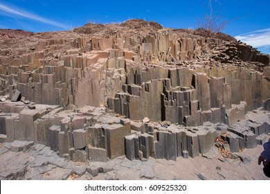 organ pipes twyfelfontein national monument and is known for about 2,500 engravings and numerous rock paintings damaraland Namibia
