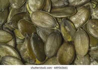 Organic Austrian Pumpkin Seeds