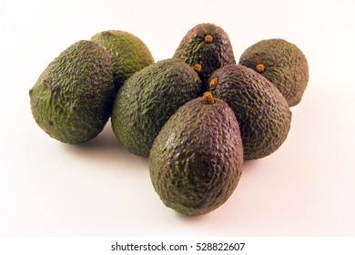 Organic Avocados - (Haas Variety) - Nature's Super Food! (A great image for nutrition, vegetarian, food service, professions and industry)