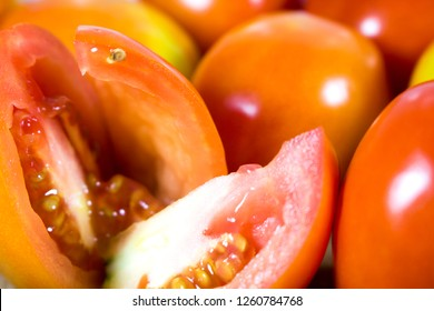 Organic ceylon tomatoes.