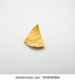 Organic corn torilla chip