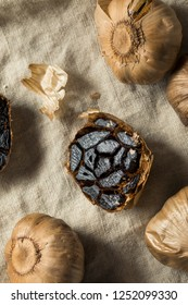 Organic Fermented Black Garlic Ready to Cook With