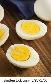 Organic Hard Boiled Eggs Ready to Eat