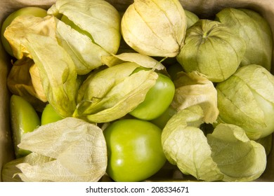 Organic Tomatillos