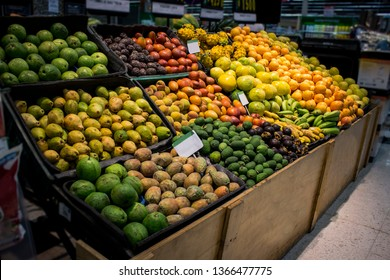 South American Fruit Images, Stock Photos & Vectors