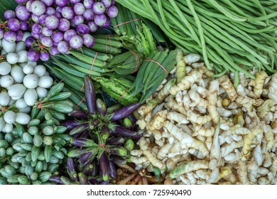organic Vegetable herbs are good for health.