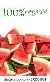 organic water melon