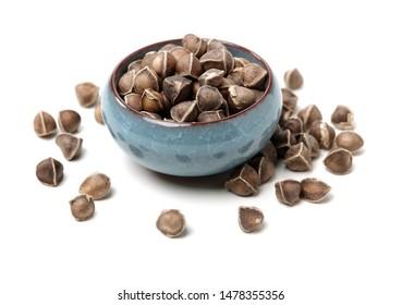 Moringa Oleifera Seeds Images, Stock Photos & Vectors